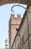 Verona histórico Foto de Stock Royalty Free
