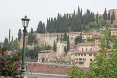 Verona, Italië stock afbeelding