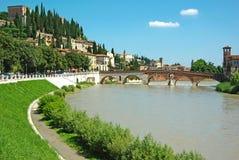 Verona, Itali Stock Photo
