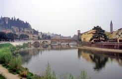 Verona, Italia Fotografia Stock Libera da Diritti