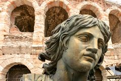 Verona Italia immagini stock