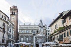 Verona Italia Fotografia Stock Libera da Diritti