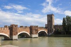 Verona Italia Fotografie Stock Libere da Diritti