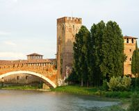 Verona, Italien Lizenzfreies Stockbild