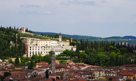 Verona, Italien Stockbild