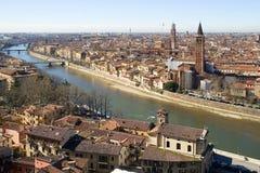 Verona (Italien) lizenzfreies stockbild
