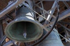 VERONA, ITALIEN - 24. MÄRZ: Ansicht der Bell im Lamberti-Schleppseil Lizenzfreie Stockfotos