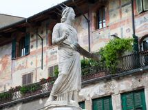Verona Italien Madonna Verona royaltyfri bild