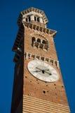Der Turm von Laberti Stockbild