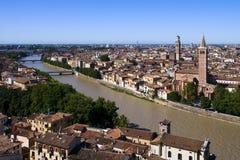 Verona (Italy) stock photo