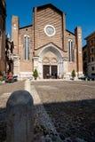 VERONA, Italy - April 04, 2017: Cityscape of Verona, Veneto Stock Photos