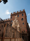 Verona,Italy. Arca di Cansignorio della Scala,Verona Stock Image