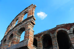 Verona, Italy, Arena di Verona Royalty Free Stock Photography