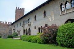 Verona, Italy Castelvecchio Stock Photos