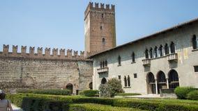 Verona Italy Centro. Verona Italy View from the Castle royalty free stock photography