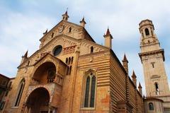 Verona, Italy, Duomo di Verona Royalty Free Stock Photos