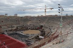 Arena di Verona Royalty Free Stock Photo