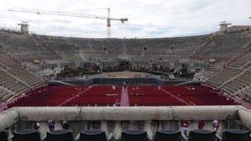 Arena di Verona stock video