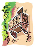 Verona (Juliet Balcony) Royalty Free Stock Images