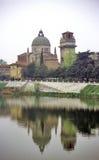 Verona-Kirche Stockfotos