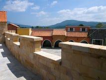Verona kompleks: widok zdjęcia royalty free