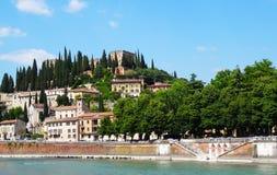 Verona landscape, Italy Royalty Free Stock Photo