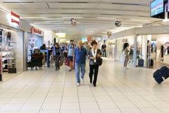 Verona lotniska wnętrze Fotografia Royalty Free