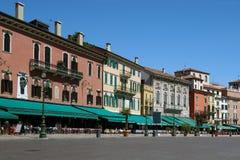 Verona main square Stock Images
