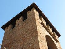 Verona - mittelalterliches Schloss Lizenzfreie Stockbilder