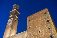 Verona by night Stock Photo
