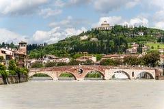 Verona stock image