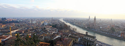 Verona old town, Italy Royalty Free Stock Photo