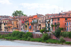 Free Verona Old Town View Stock Image - 19225611