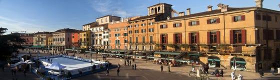 Verona Panorama Royalty Free Stock Photo