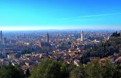 Verona panorama Stock Images