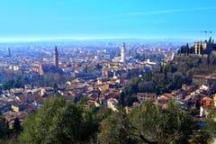Verona panorama Royalty Free Stock Image