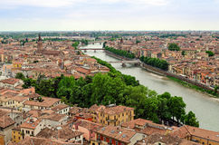 Verona, panorama (Italy) Royalty Free Stock Image
