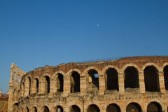 Verona, Roman Arena Royalty Free Stock Images