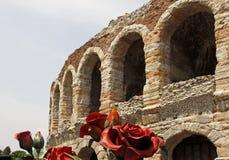 Verona, Roman Arena, Italy Stock Photography