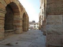 Verona, Roman arena Stock Images