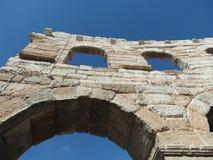 Verona, Roman Arena Stock Image