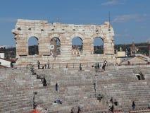 Verona, Roman Arena Royalty Free Stock Images