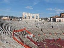 Verona, Roman Arena Royalty Free Stock Photo