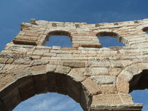 Verona, Roman Arena Royalty Free Stock Photography