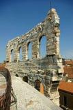 Verona romana arena Włochy Obraz Stock