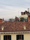 Verona Rooftops imagenes de archivo