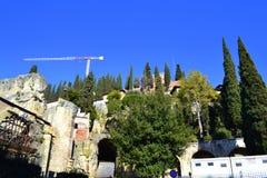 Verona ruins Royalty Free Stock Image