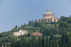 Verona's hills Stock Images
