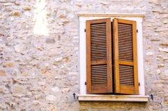 Verona`s window. Stock Images