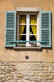 Verona`s window. Stock Photos